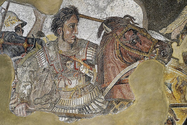 Ancient Macedonia was the home of King Phillip and Alexander
